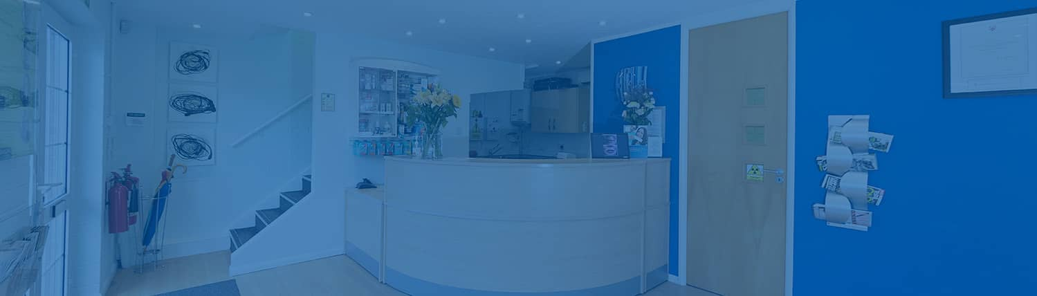 Meopham Dental Care Reception